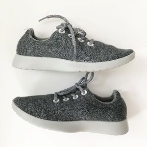 Allbirds wool runner gray